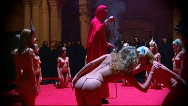 Eyes Wide Shut Ritual Orgy {IAO Edit by BaphometoAo}