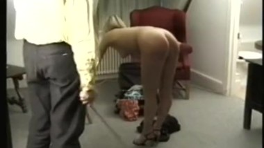 A nice vintage caning