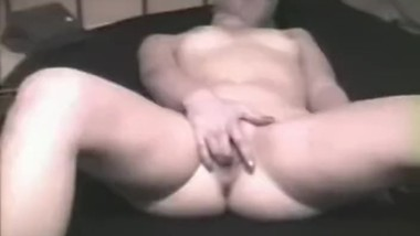 Chubby girl masturbates with dildo very homemade vhs rip