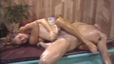 Pumping Flesh [1986] Erica Boyer, John Leslie, Danielle, Nina Hartley