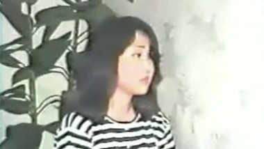 Vintage Asian Teen First Time