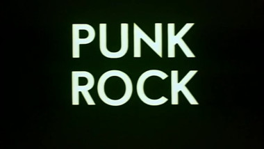(((THEATRiCAL TRAiLER))) - Punk Rock (1977) - MKX