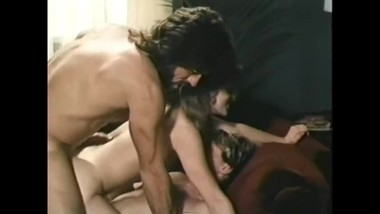 Desiree Lane DP with Nick Niter and Shone Taylor from Educating Eva(1985)