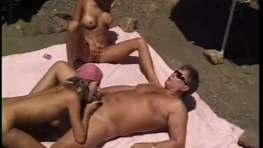 Hank Armstrong, Anna Malle & Christi Lake very hot 3way from Swing Life(03)