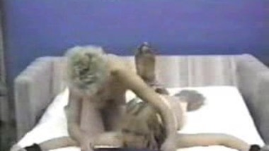 Vintage - Kiri Kelly tickled
