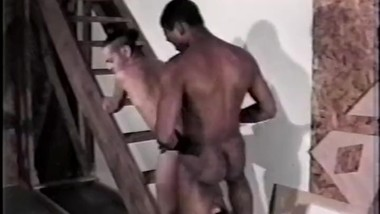 Everett Jackson Gets Fucked on the Stairs by Lee Stoner