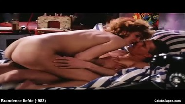 Monique van de Ven Frontal Nude And Erotic Vintage Scenes