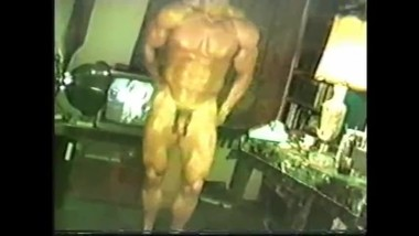 Vintage Muscle Worship - Bodybuilder Sam Pasco aka Colt's Big Max