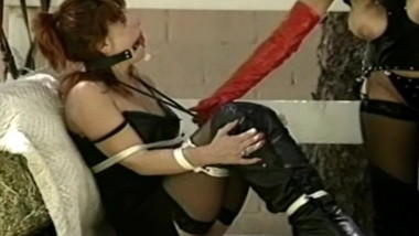 Pony Girl #01 (1993) In Harness - Part 01 HUMILIATION & BDSM