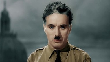 The Great Dictator Speech - Charlie Chaplin (in colour)