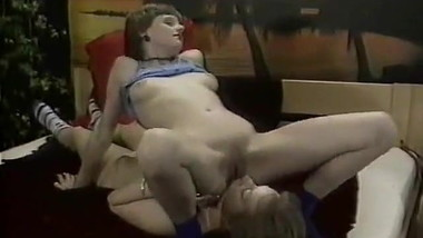 Vintage wanking material with teens