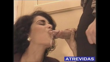 CS-036 - Adorable oral creampie - Slow Motion - Dalila