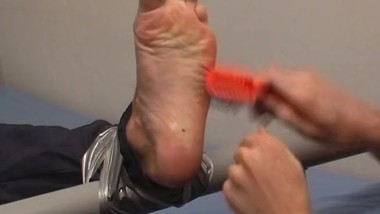 Ste Tickled - Vintage London Lads Feet