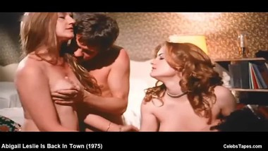 Rebecca Brooke & Jennifer Welles Nude And Hot Vintage Sex Video