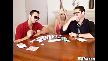 He Loses His Wife In A Poker Game