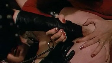 vintage ultra thin unlined soft leather glove cosmic orgasm
