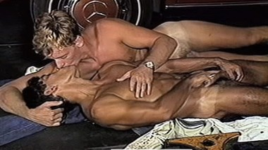Scott Avery & Eric Martinez a?? HOT MALE MECHANICS (1985)