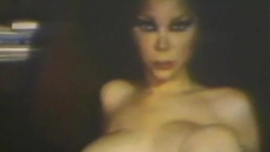 Transsexual Porn Star Sulka on Electric Blue 1980's